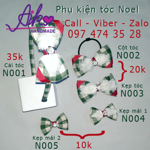 cai-toc-kep-toc-do-cot-toc-noel-giang-sinh-2014
